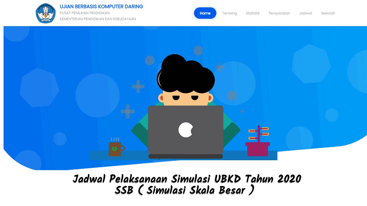 SSB UBKD SMP Tahun 2020